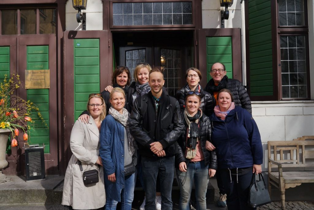 Food Tour group picture Berlin