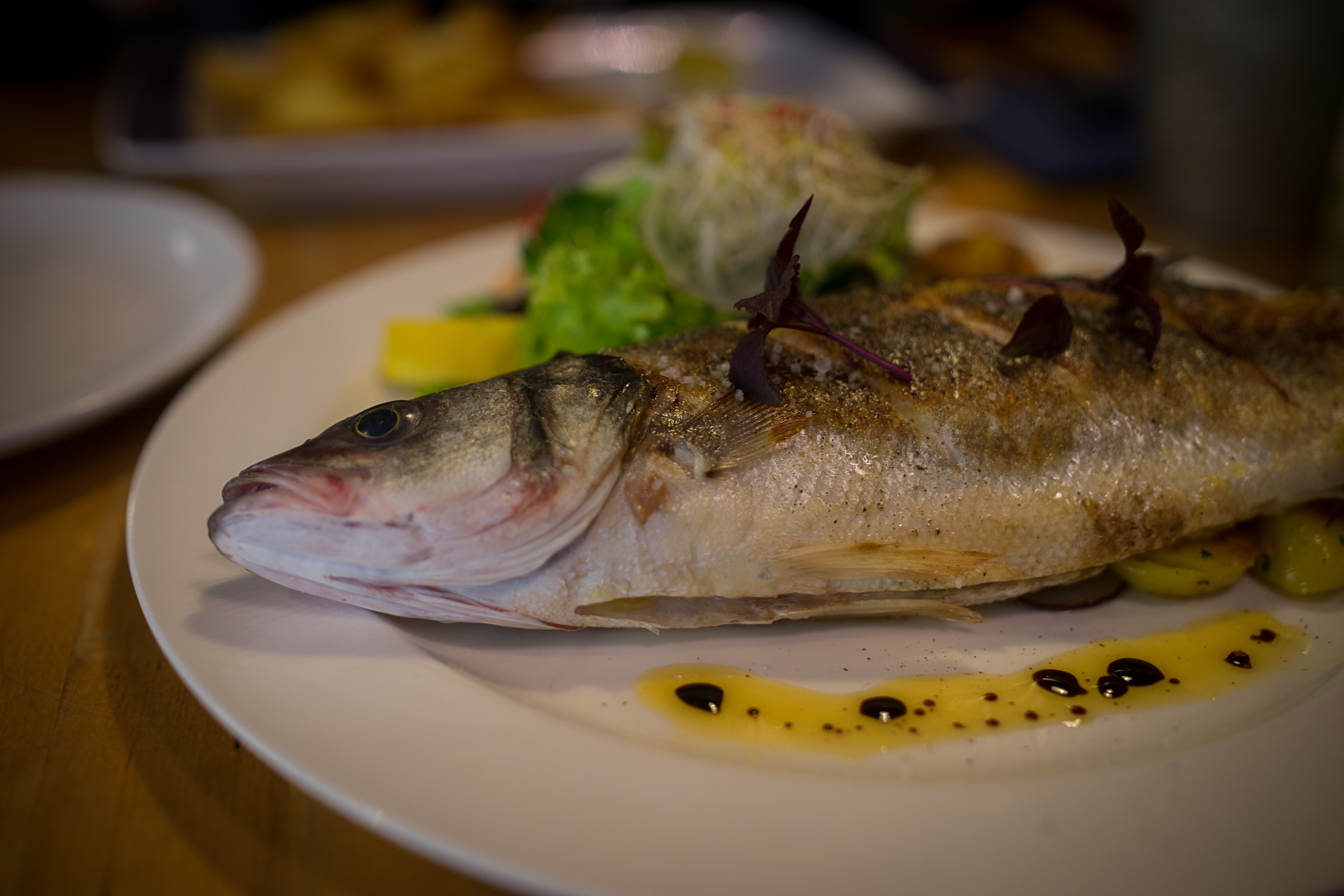 Where Can I Buy A Tiny House >> Berlin's Best Fish Restaurants - Berlin Food Stories