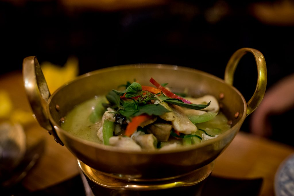 Dao Berlin Green Chicken Curry