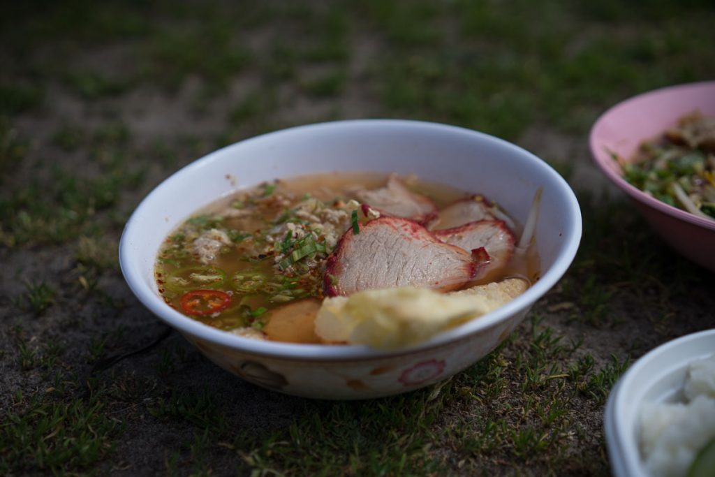 Thai Park Berlin Pork Noodle Soup
