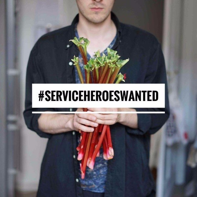 ernst kitchen heroes wanted