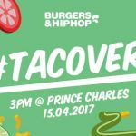 Burgers and Hip Hop event Berlin