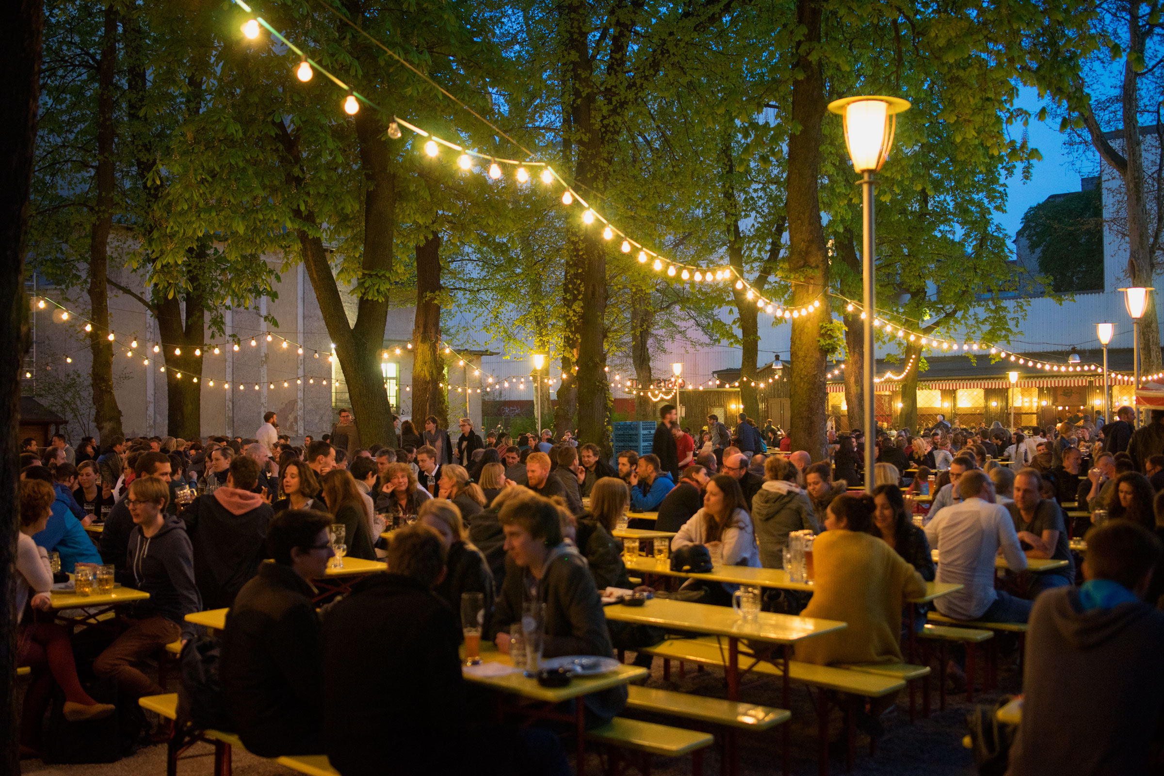 Prater Garten - Berlin Food Stories