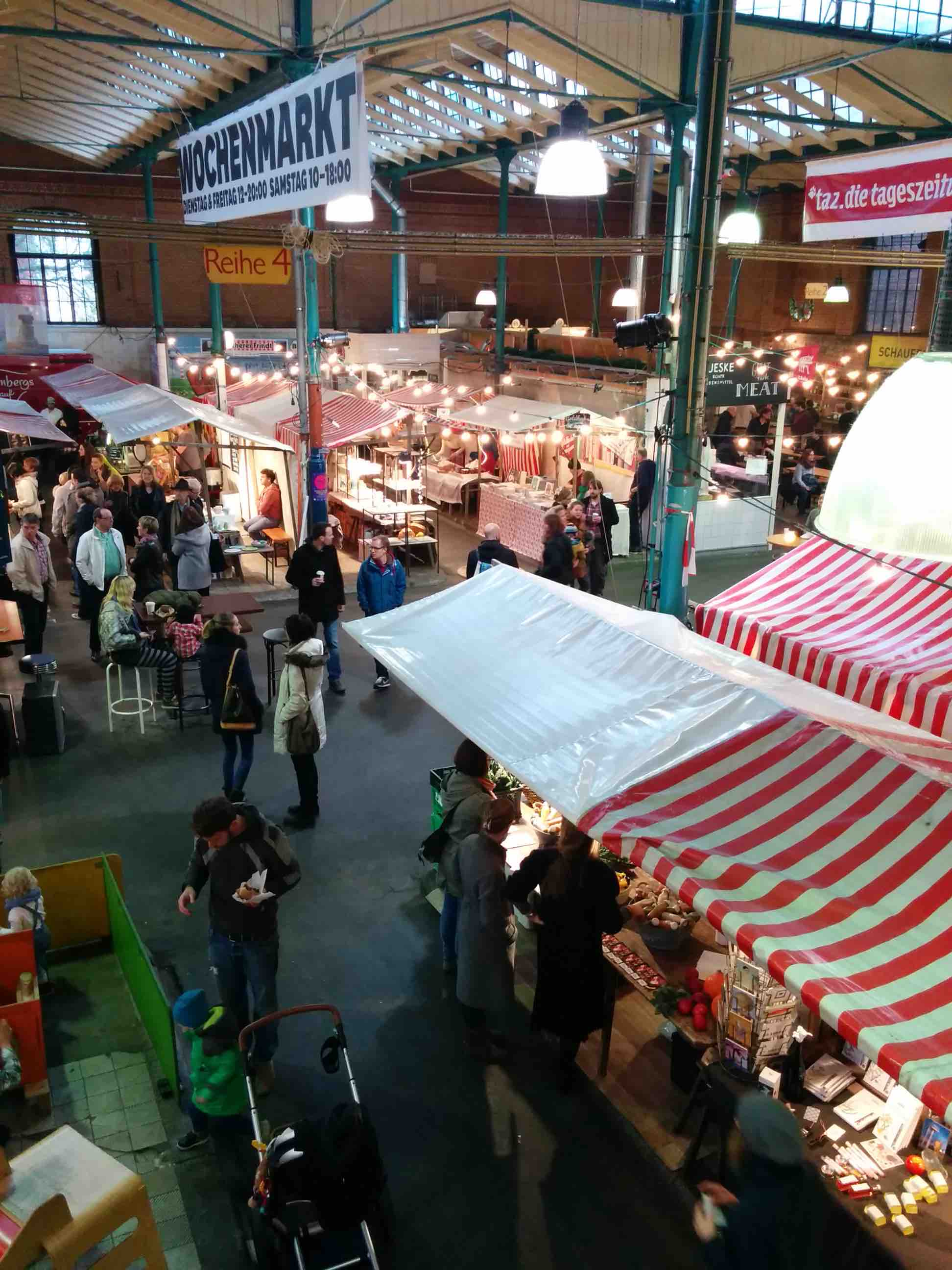 Berlin 39 s best street food markets berlin food stories for Bar food night neue heimat