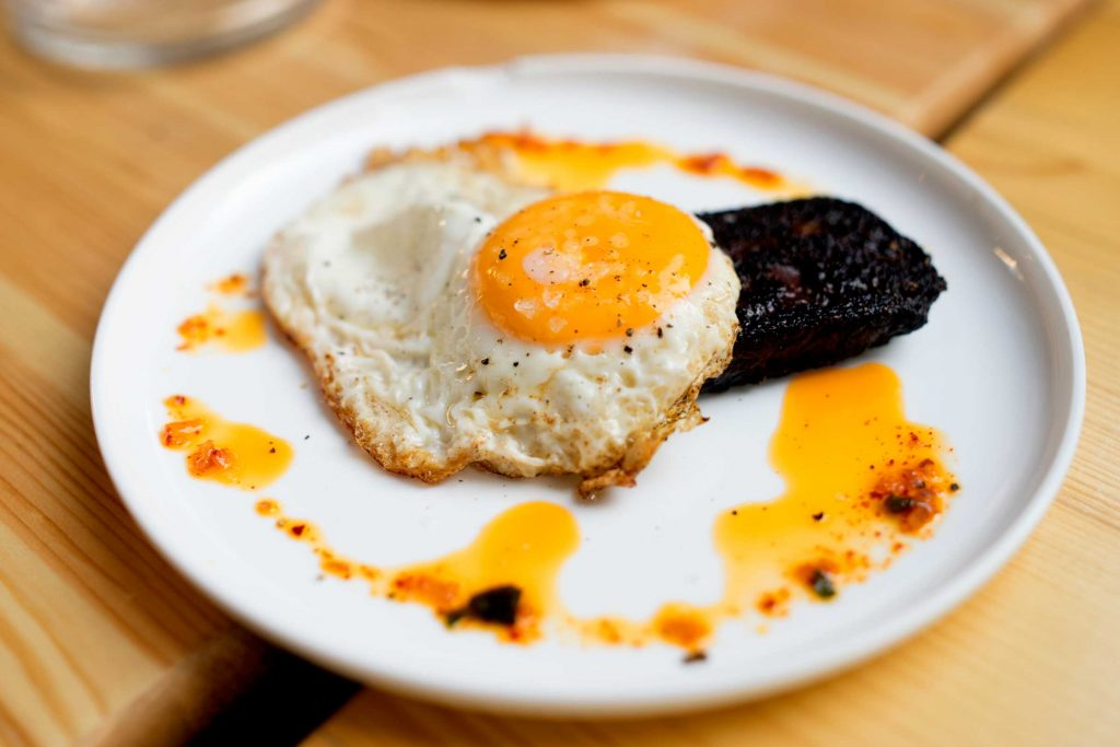 Industry-Standard-Berlin-Egg-Blood-Sausage