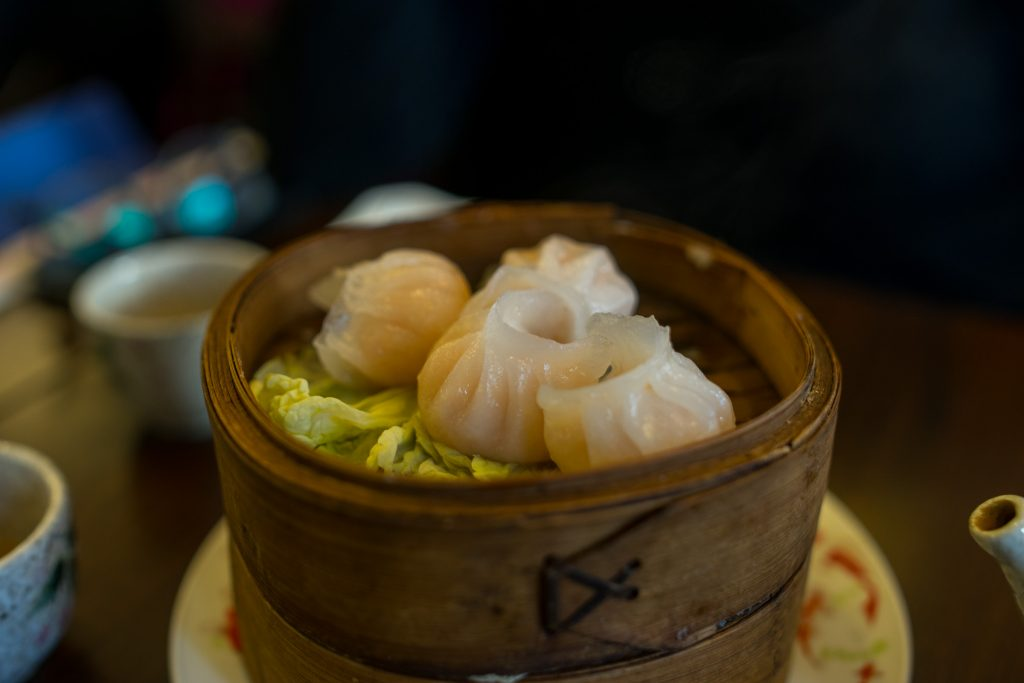 Shaniu House of Noodles Dim sum