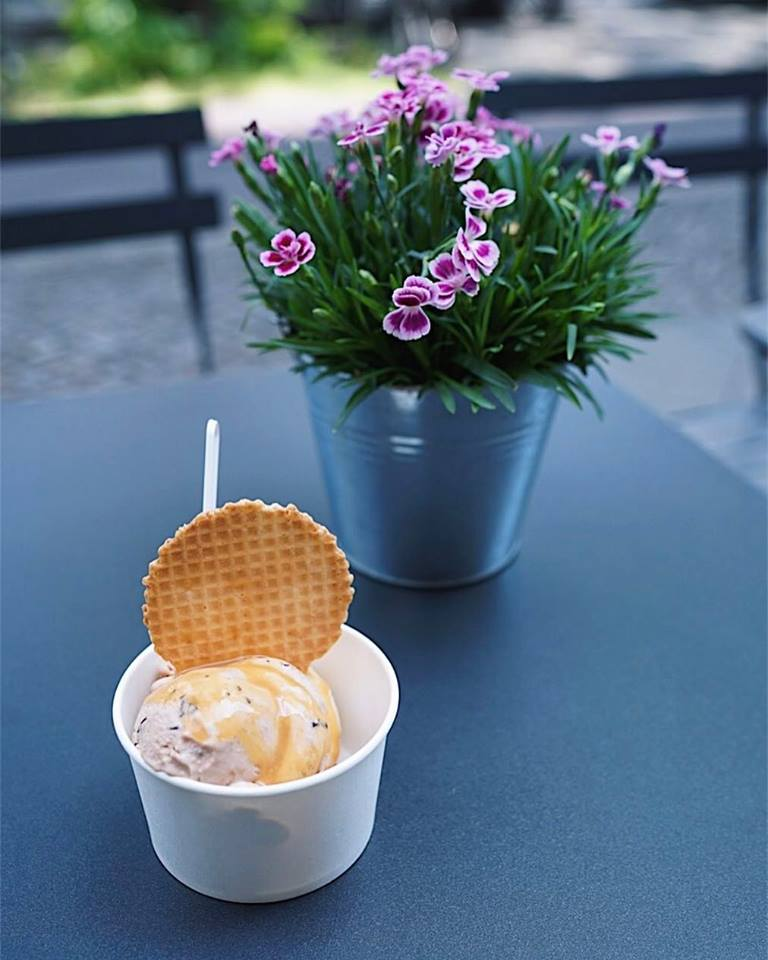 Die Eisfabrik Berlin ice cream