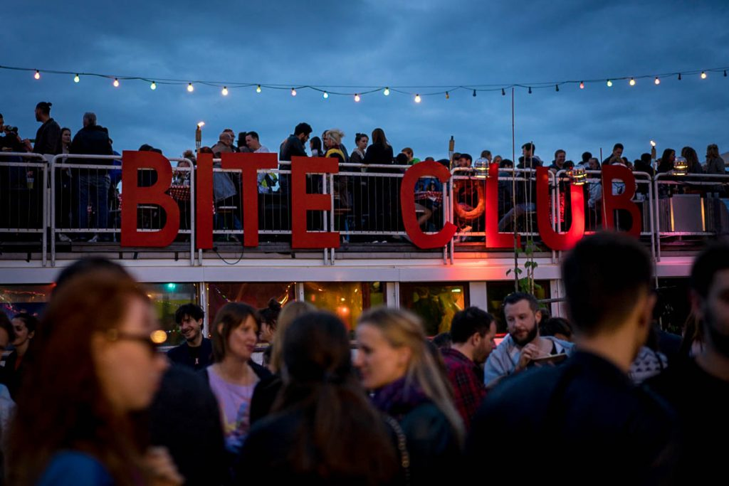 Bite Club Berlin Evening