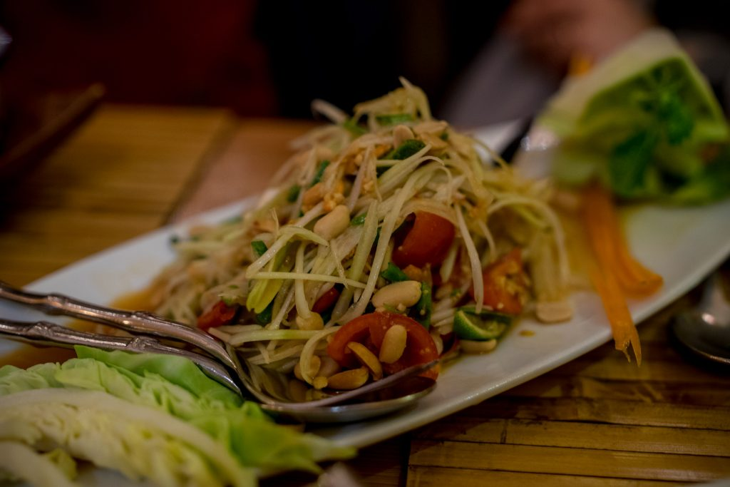 Dao Berlin Papaya Salad