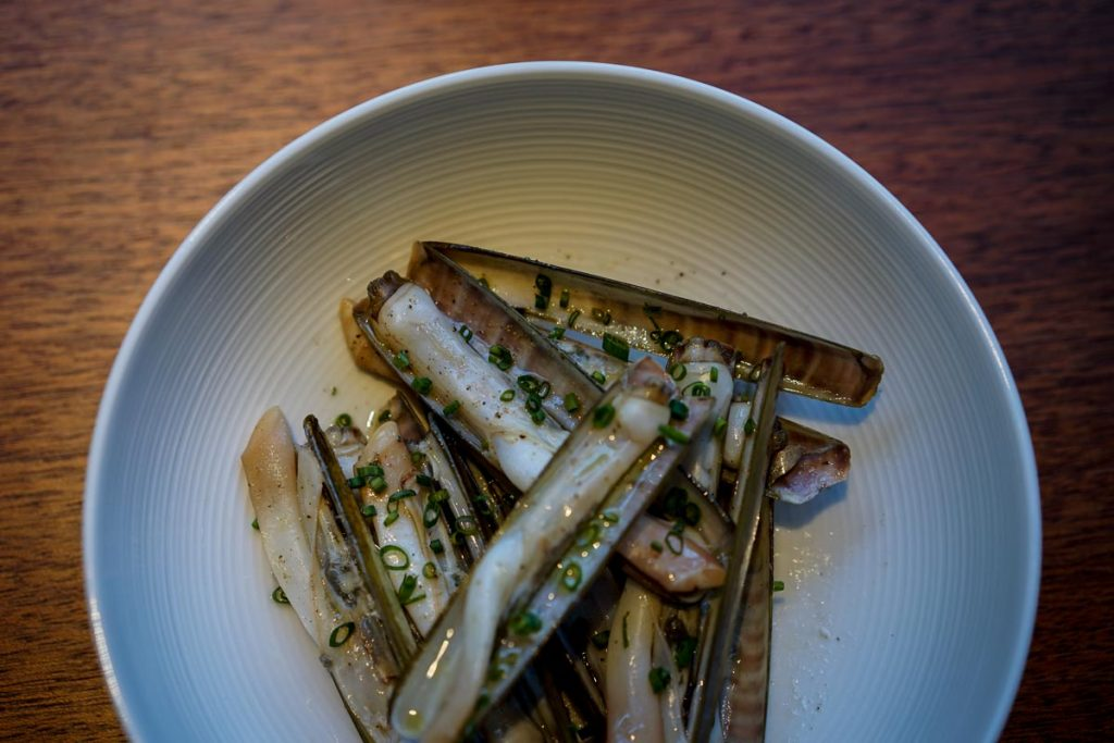 Lode & Stijn Berlin Razor Clams