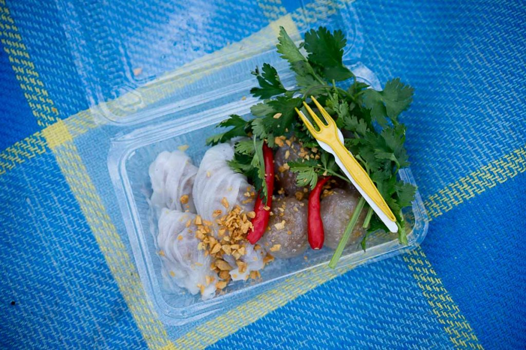 Thai Park Berlin Tapioca Dumplings