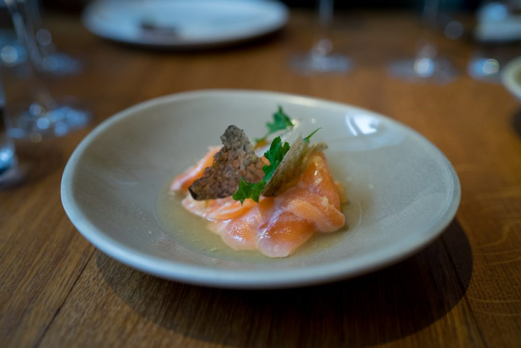 Dottir Thai Pop Up Salmon