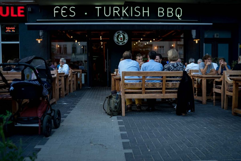 Fes BBQ Berlin Terrace