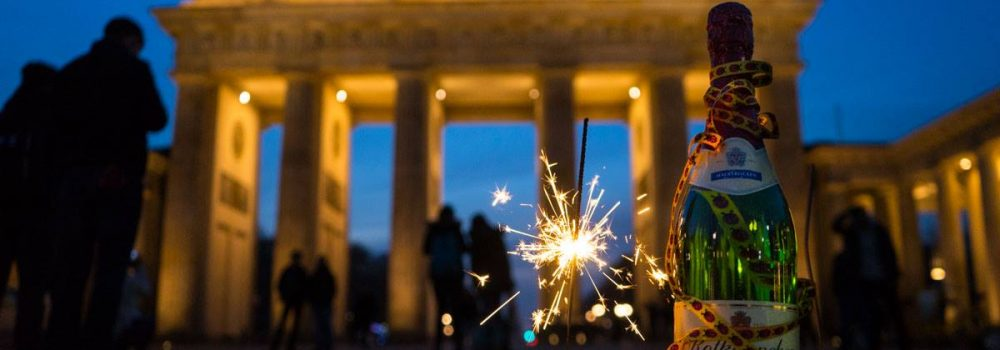 Berlin New Year's Eve 2016