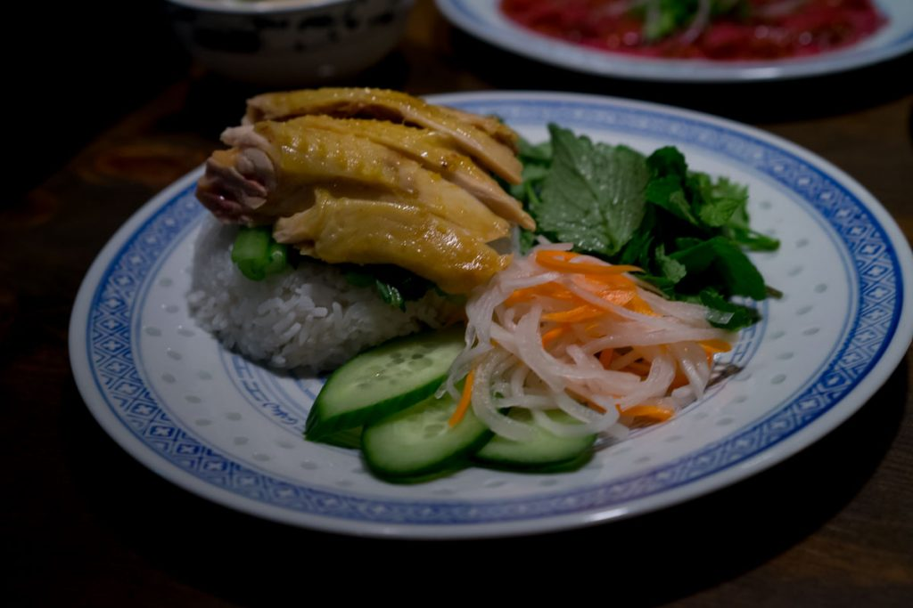 Madame Ngo Berlin Hainan Chicken