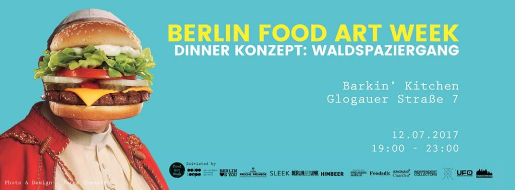 Food Art Week Berlin event