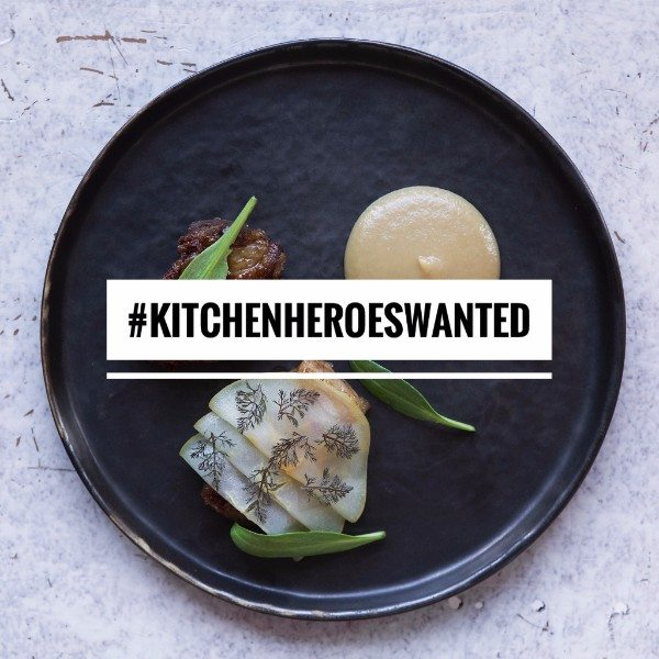 Michelberger sous chef job ad