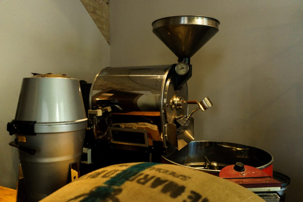 coffee roaster Maison Han Berlincoffee roaster Maison Han Berlin