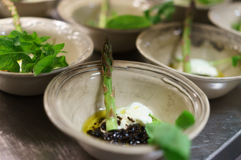 Black bean Bagna Cauda by Amanda Cohen and Lode van Zuylen