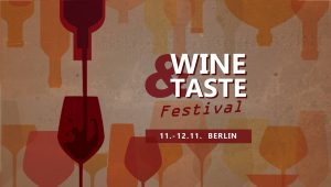 wine and taste festival Berlin event