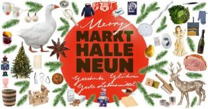 Merry Markthalle Berlin event