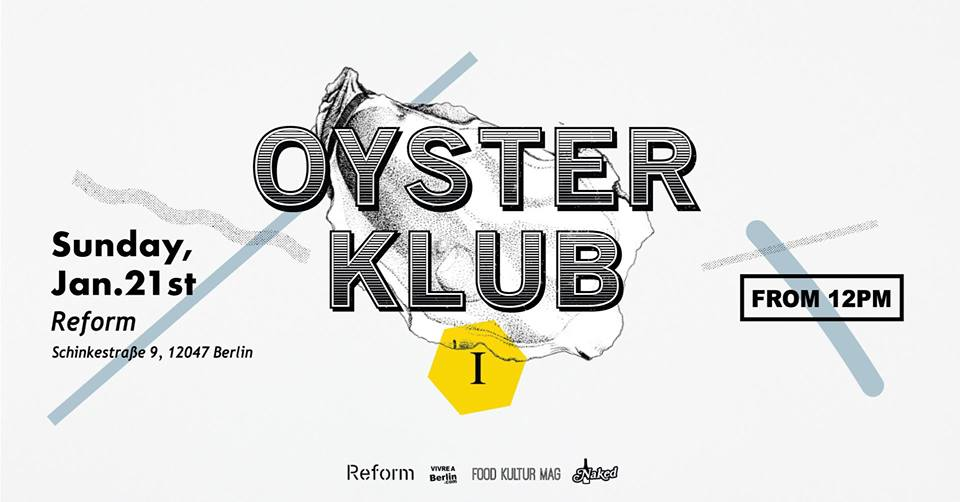 Oyster Klub Berlin eventOyster Klub Berlin event