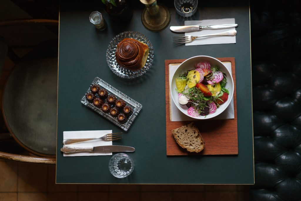 ORA Berlin Beetroot Salad Baked Goods