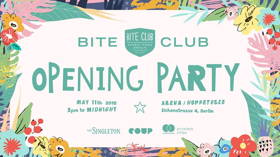 Bite Club Berlin Opening Party
