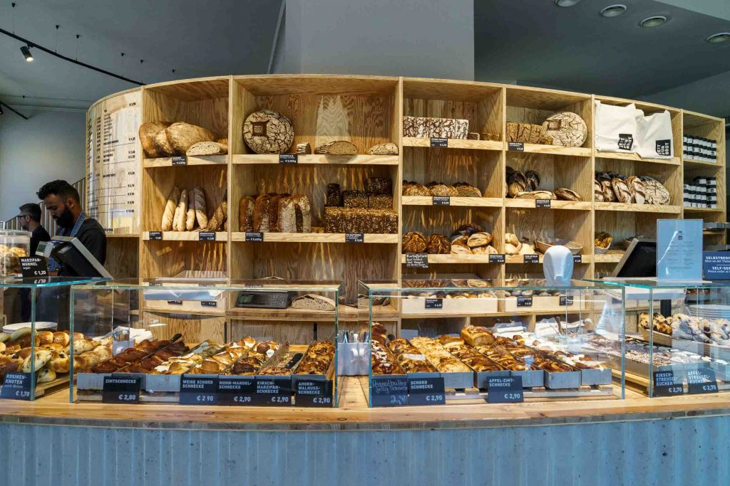 Zeit fur Brot Berlin Bread Spread