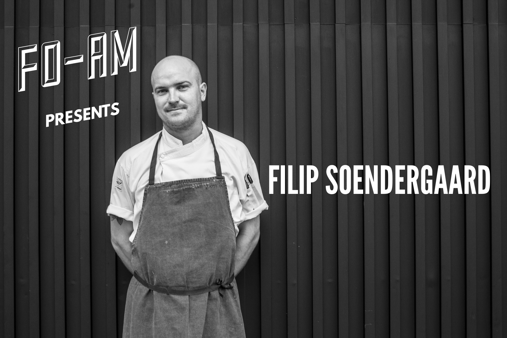 Filip Soendergaard Berlin event