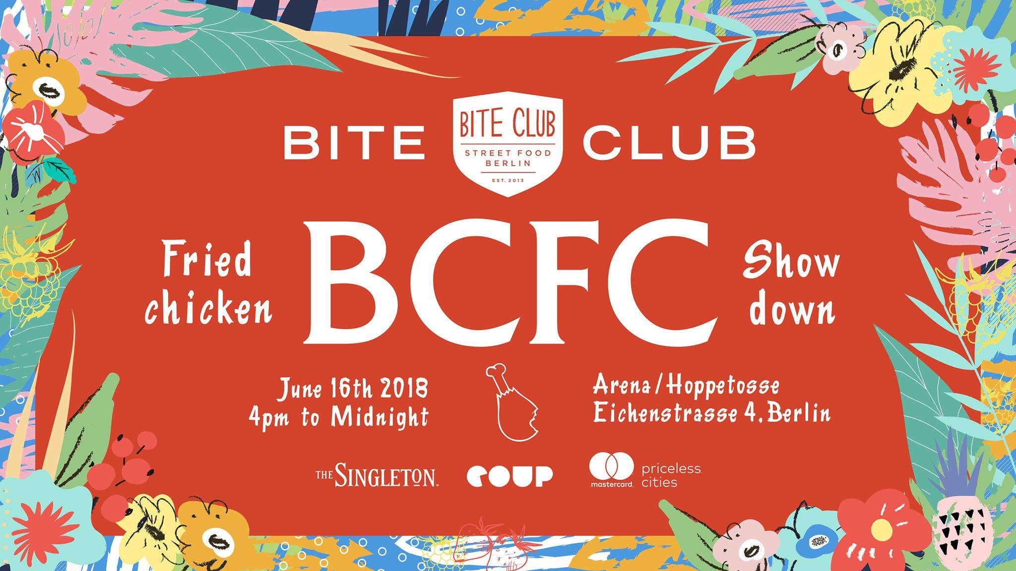 Bite Club Berlin Fried Chicken