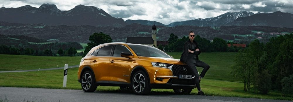 DS 7 Crossback Bavaria Tour Per Meurling Bavarian church
