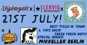 Mikkeller Berlin event