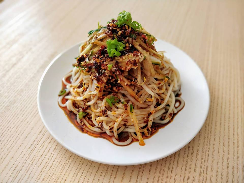 ChungKing noodles pop up