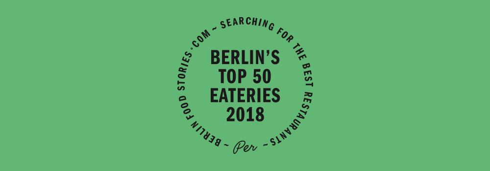 Berlin Top 50 -Eatery-2018-