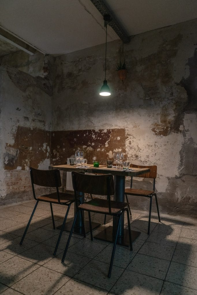 Palsta Berlin Back room