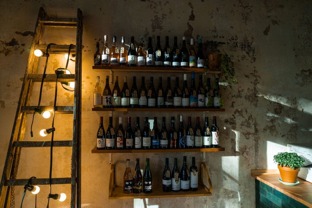 Palsta Berlin Wine Shop