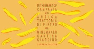 In the heart of Campania Berlin event
