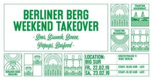 Berliner Berg takeover at Big Sur Berlin