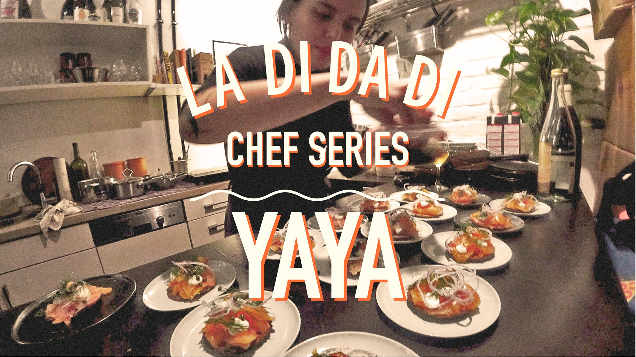 Yaya at Ladidadadi Berlin