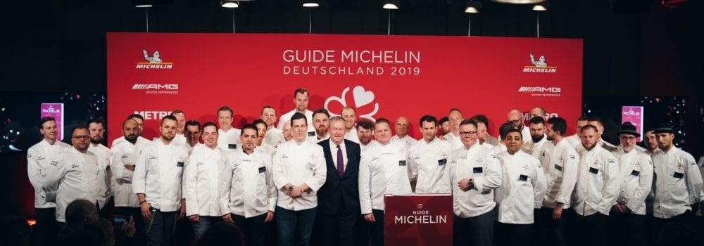 Berlin Michelin Stars 2019 Germany