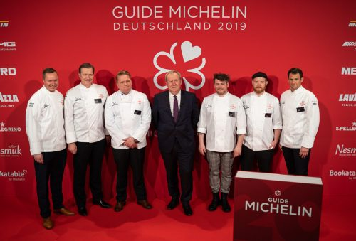 Berlin Michelin Stars 2019, Berlin Food Stories