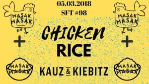 Hainaiese Chicken Rice Berlin