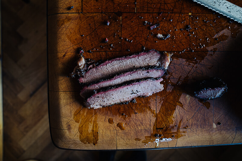 Linos BBQ Berlin Food Stories Brisket Slices