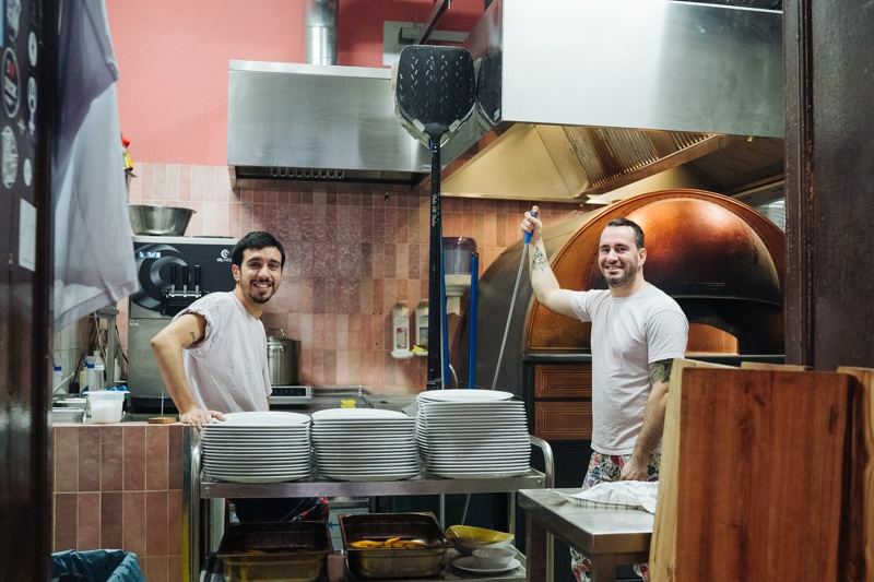 Gazzo Pizza Berlin Pizza Bakers