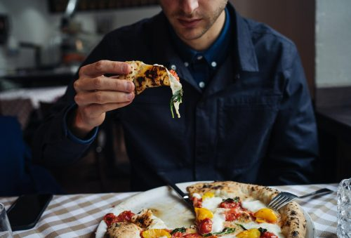 Best Pizza Berlin Food Stories Per Meurling Oven Fresh Cheese Home Delivery