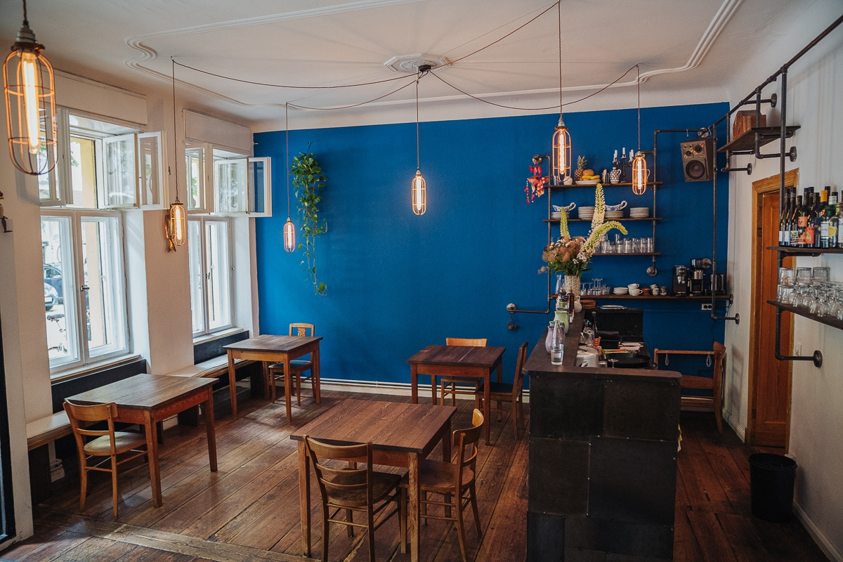 Khao Taan Berlin Thai Restaurant Interior Space